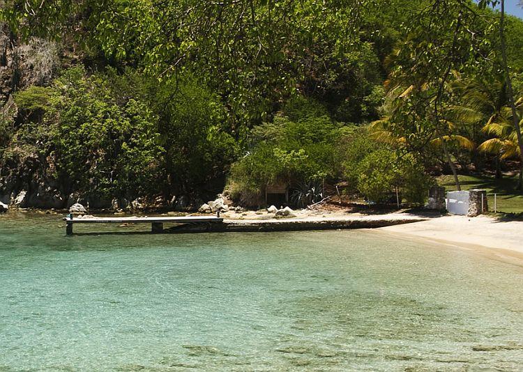 Guadeloupe a Dominika